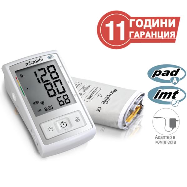 Апарат за кръвно налягане Microlife А3L Comfort