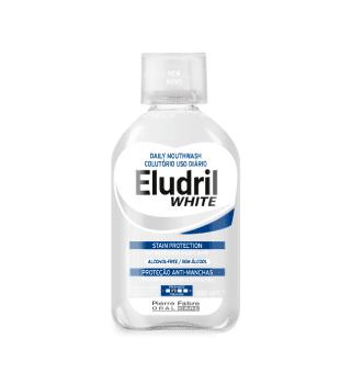 Вода за уста Eludril WHITE (Елудрил Избелваща)