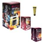 ПАКЕТ глюкомер Wellion Galileo + 50 тест ленти за захар + 10 тест ленти за кетони + Wellion 1 SHOT