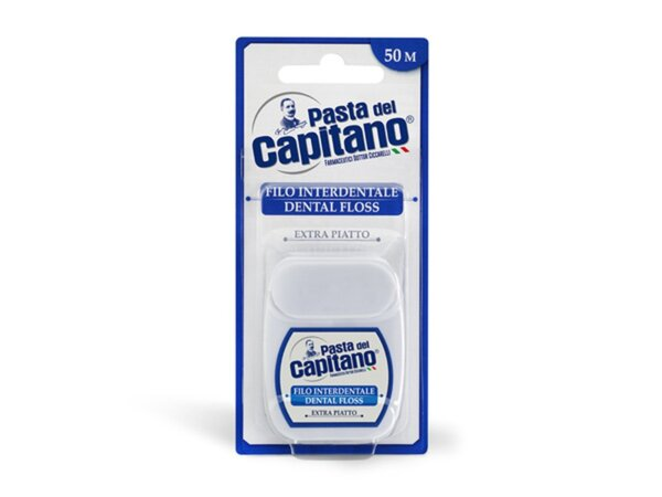 Pasta Del Capitano конец за зъби