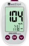 Глюкомер за кръвна захар Wellion GALILEO Compact с 50 броя тест ленти за кръвна захар