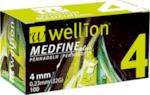 Игли за инсулинова писалка Wellion Medfine Plus 4мм 32G