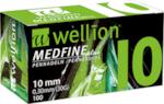 Игли за инсулинова писалка Wellion Medfine Plus 10мм 30G