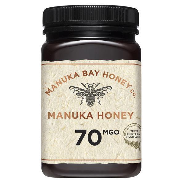 Manuka Bay Мед от Манука (Manuka Honey)