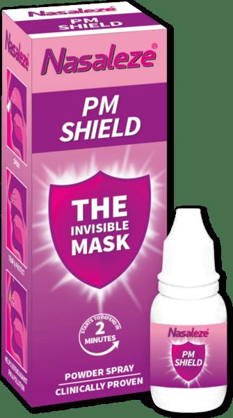 Спрей за нос Назалезе против фини прахови частици 800мг (Nasaleze PM Shield)