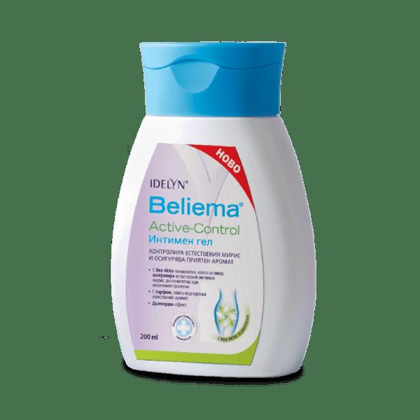 Интимен гел Белиема Актив Контрол 200мл (Beliema Acticve Control)