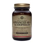 Солгар пробиотик Ацидофилус 40+ капсули x60 (Solgar Advanced 40+ Acidophilus)