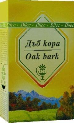 Дъб кора (Cortex Quercus) 60г Билек