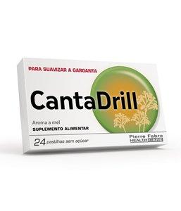 КантаДрил (CantaDrill) таблетки за смучене x24