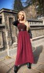 Дълга рокля Dream Girl