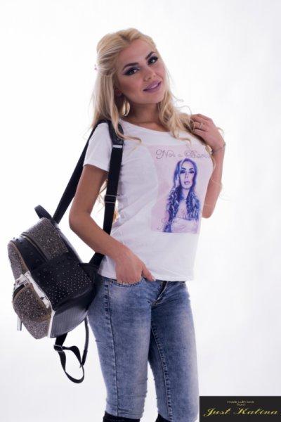 Not A Barbie Just Kalina Тениска