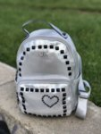 My silver bag