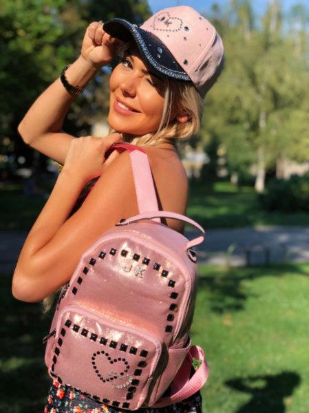 My pink bag