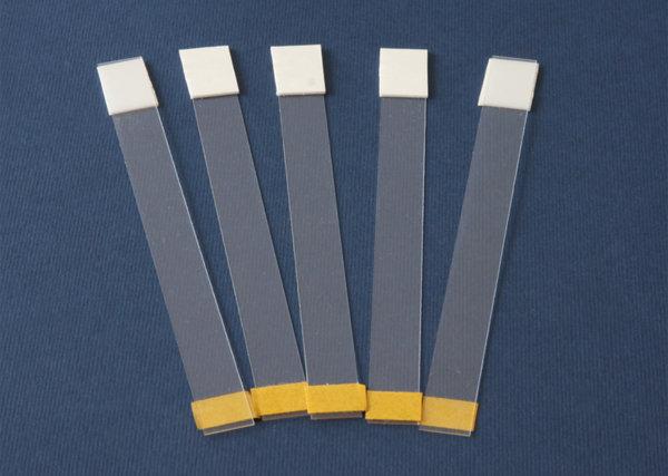 PVC лента за уоблери