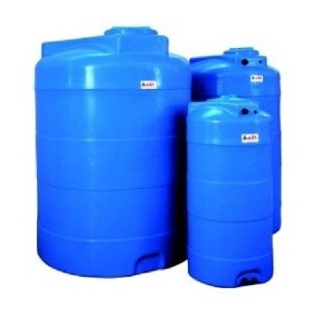 Вертикален цилиндричен резервоар за вода CV - 300 L