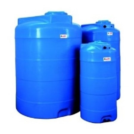Вертикален цилиндричен резервоар за вода CV - 750 L