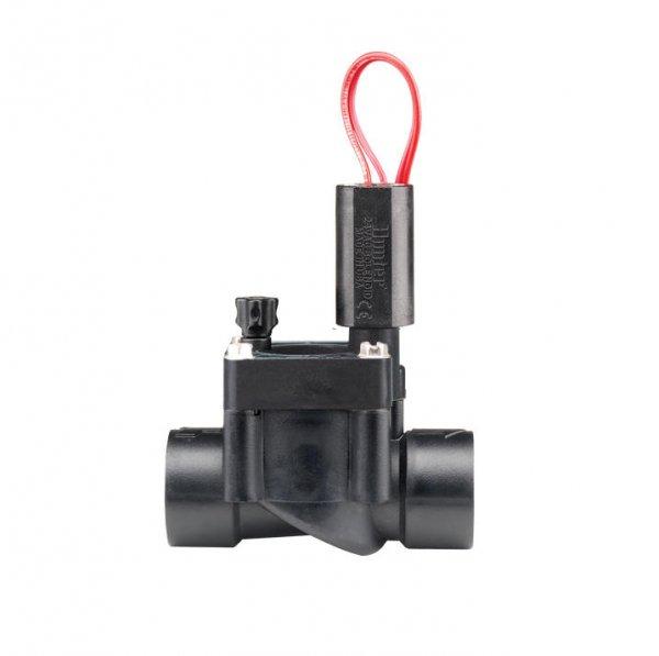 Клапан електромагнитен PGV - 1'' Ж, без рег. на дебита - 9V