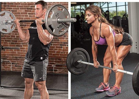 Използвайте мускулите, за да подобрите проблемните си зони