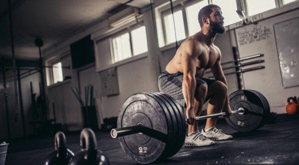 Ще се нуждаете от по-големи тежести, за да постигнете сериозен мускулен растеж