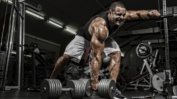 Големите тежести и лошата форма на изпълнение са наистина опасни