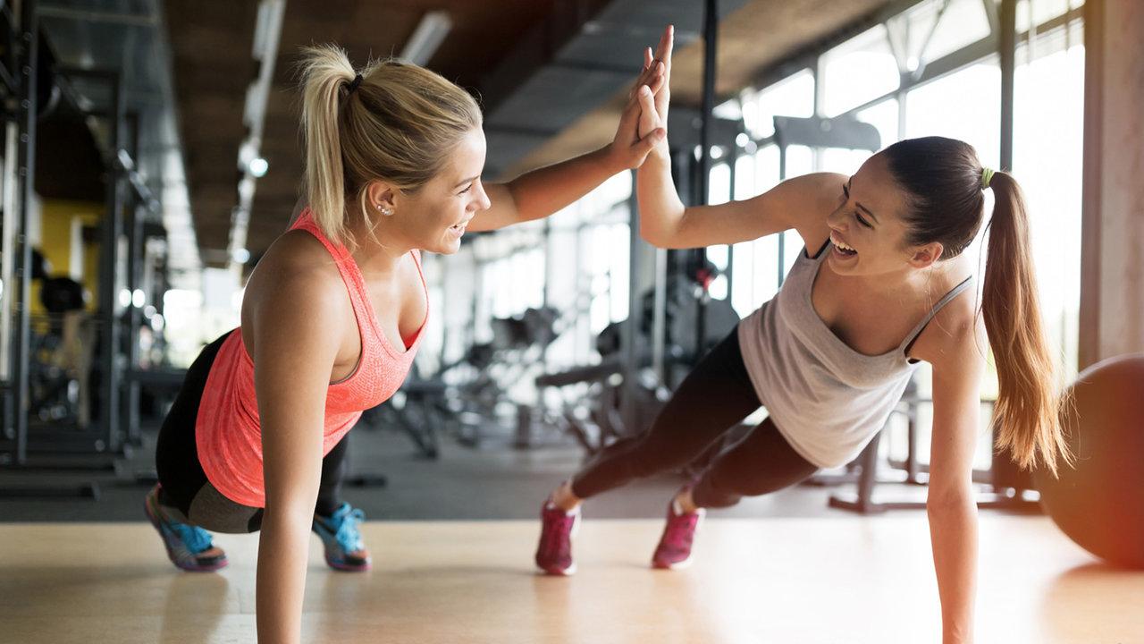 Как можем да променим формата на тялото си с упражнения?