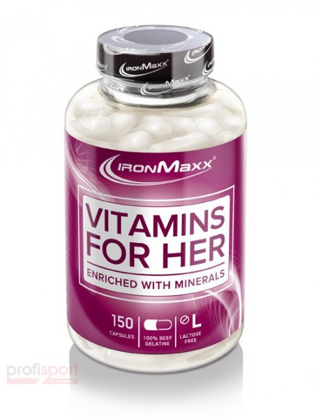 VITAMINS FOR HER
