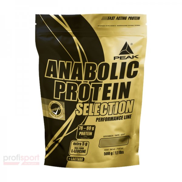 ANABOLIC SELECTION