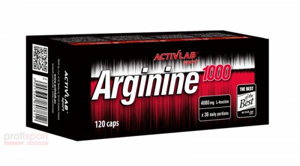 ARGININE 1000 BLISTER