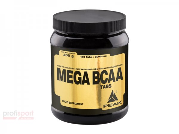 MEGA BCAA