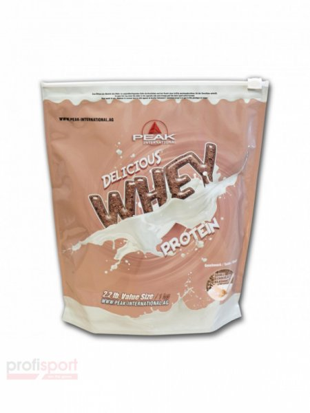 WHEY MUSCLE DELICIOUS