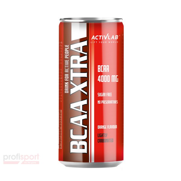 BCAA XTRA DRINK CAN - стек 24бр.