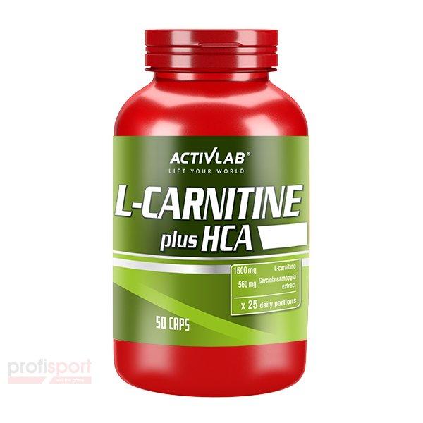 CARNITINE HCA PLUS