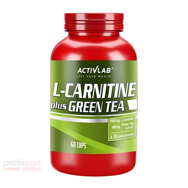 CARNITINE PLUS GREEN TEA
