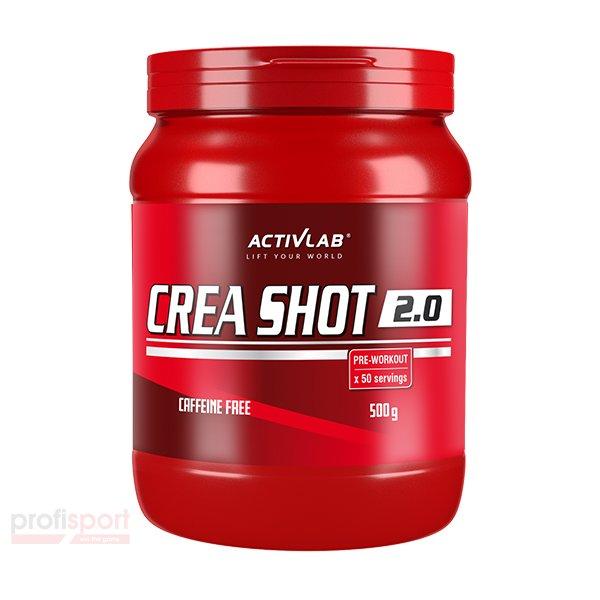 CREA SHOT 2.0 - стек 20бр.
