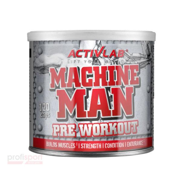 MACHINE MAN PWO