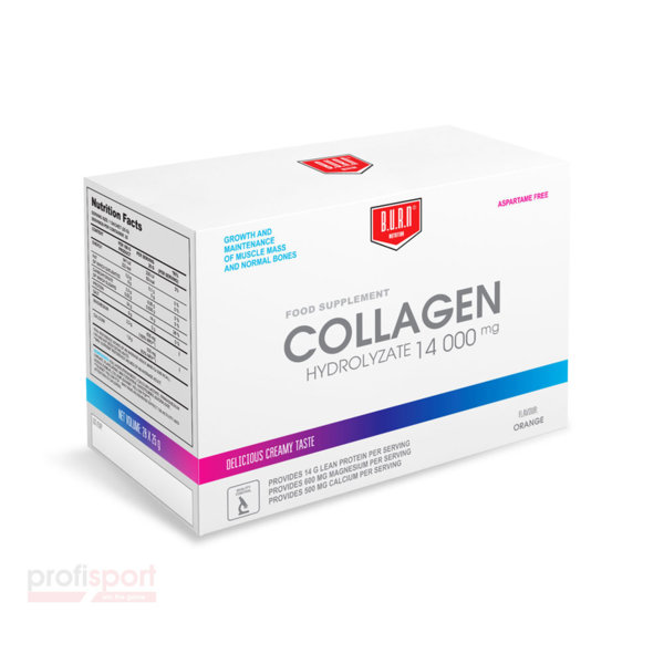 COLLAGEN HYDROLYZATE 14 000 - стек 20бр.