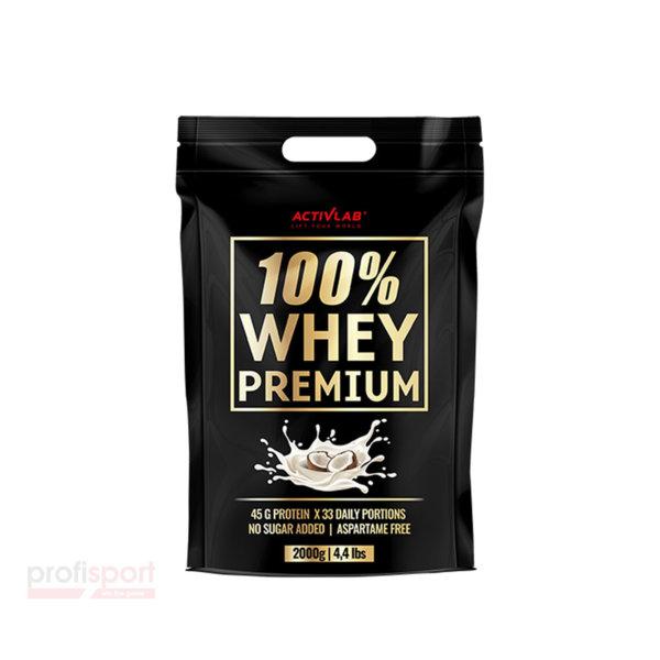 100 WHEY PREMIUM BAG
