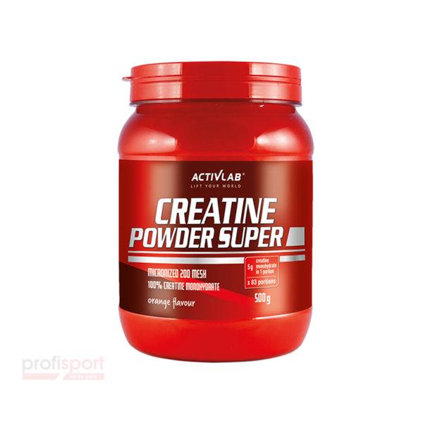 CREATINE POWDER SUPER