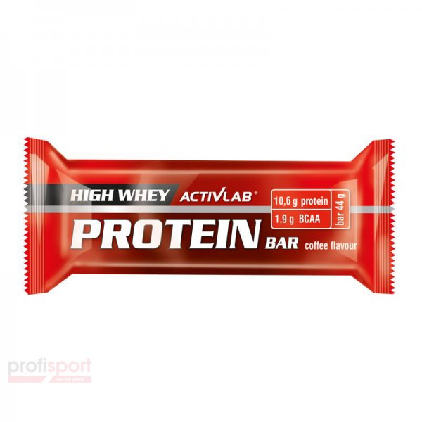 HIGH WHEY PROTEIN BAR - кутия 24бр.