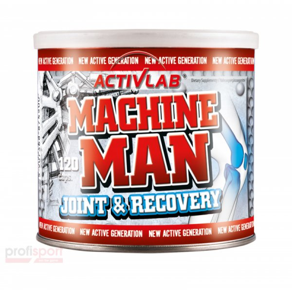 MACHINE MAN JOINT AND RECOVERY