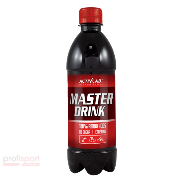 MASTER DRINK BOTTLE - стек 12бр.