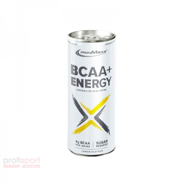 BCAA ENERGY CAN - стек 24бр.