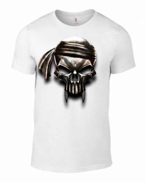 Тениска Skull