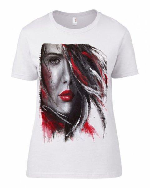 Тениска Woman Face