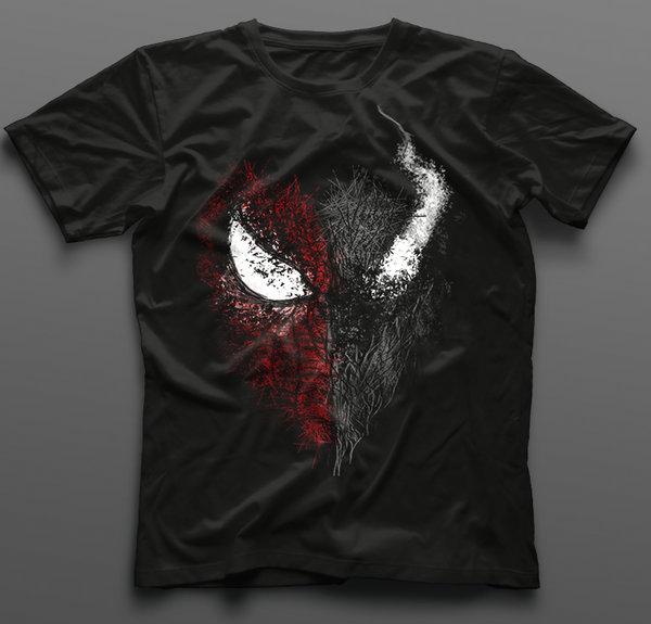 Тениска Venom K-M-348