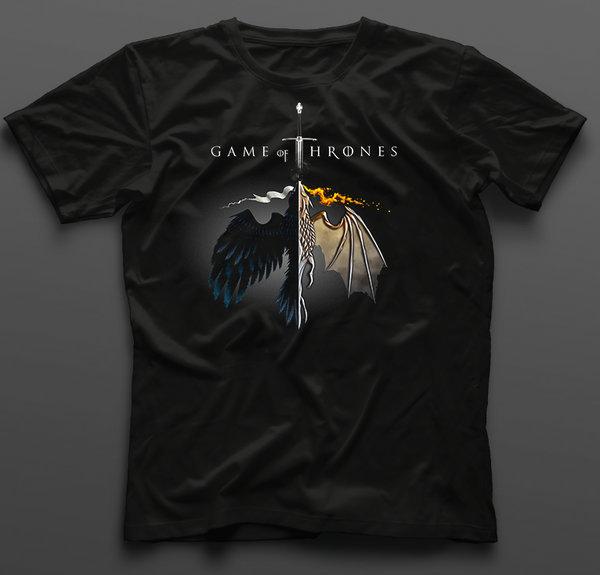 Тениска Game of Thrones - K-M-354