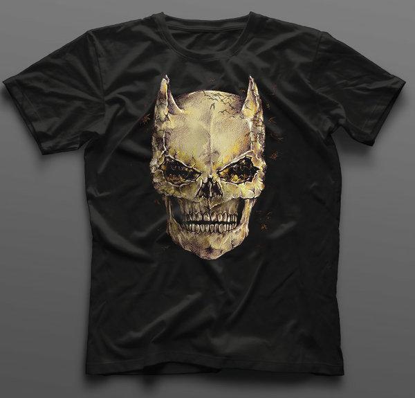Тениска Batman Skull