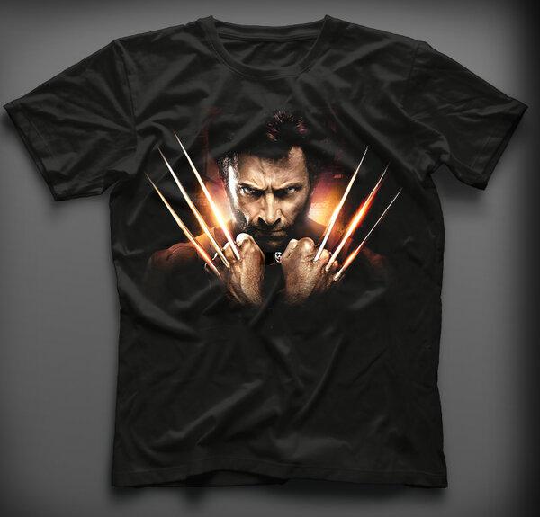 Тениска Wolverine K-M-375
