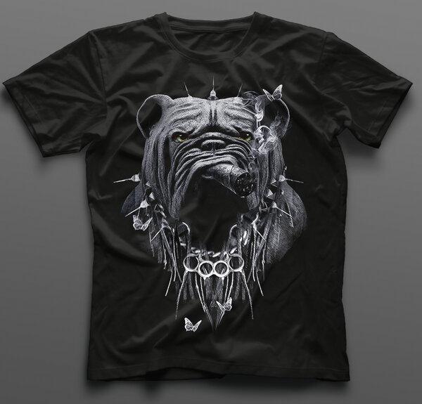 Тениска DOG K-M-384