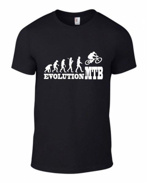 Тениска evolution MTB K-M-45